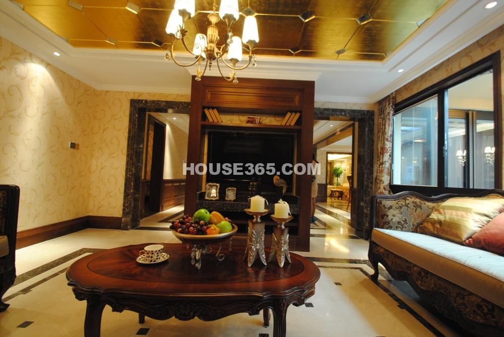 E户型506平方米样板间 小客厅(6.25)