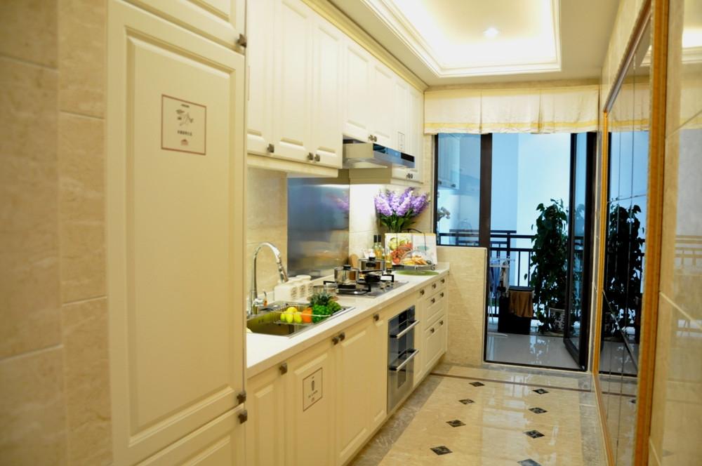 140平方米样板间—厨房