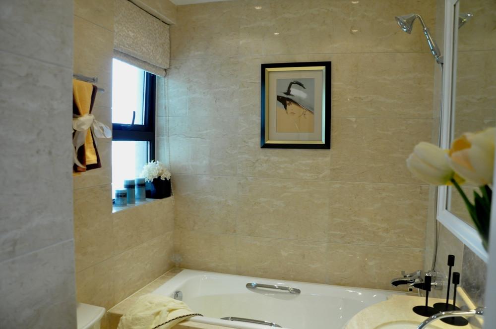 140平方米样板间—淋浴房
