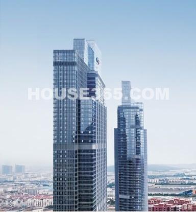 新地国际公寓效果图