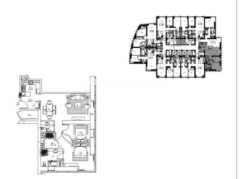 新地国际公寓苏寓3#