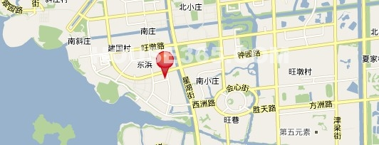 晋合公寓交通图