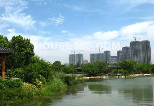 蠡湖一号实景图