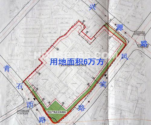 无锡梁溪区规划图