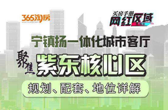 借鉴雄安!公办南外今年开学!紫核为什么是南京发展的重点