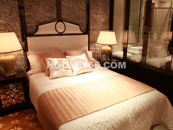 样板房-卧室