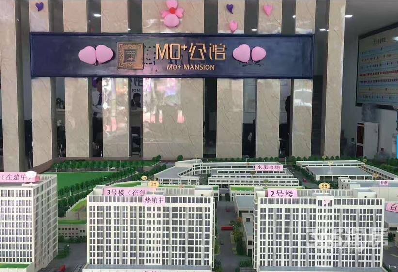 海宁mo+公馆1室1厅1卫45�O2015年产权房精装
