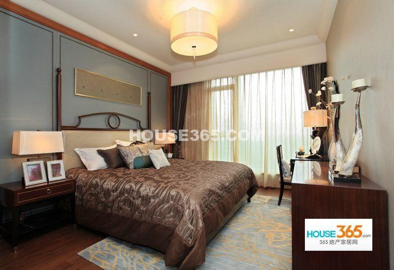 新湖武林国际公寓215方样板房-卧室