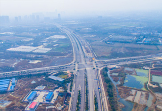 江北核心区720空中全景看房