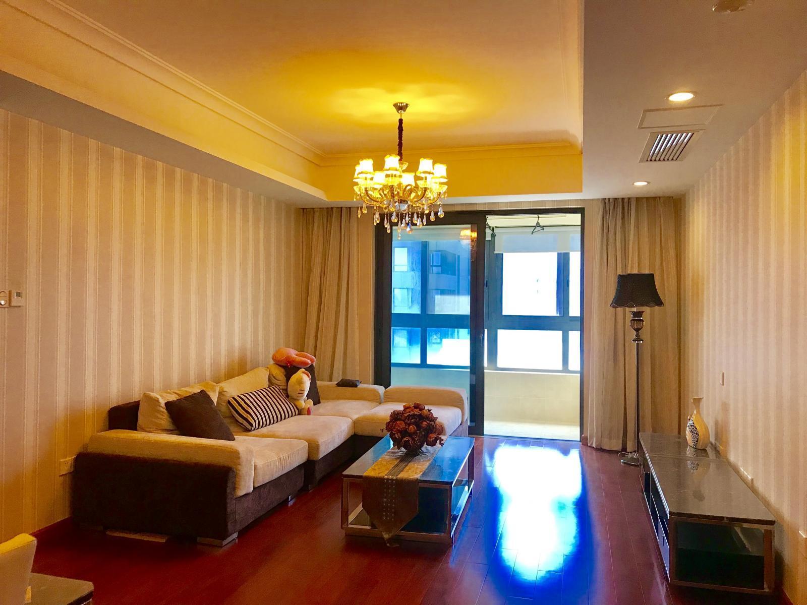 河西奥体仁恒江湾城二期楼王位置安静舒适小区环境优美品牌物业