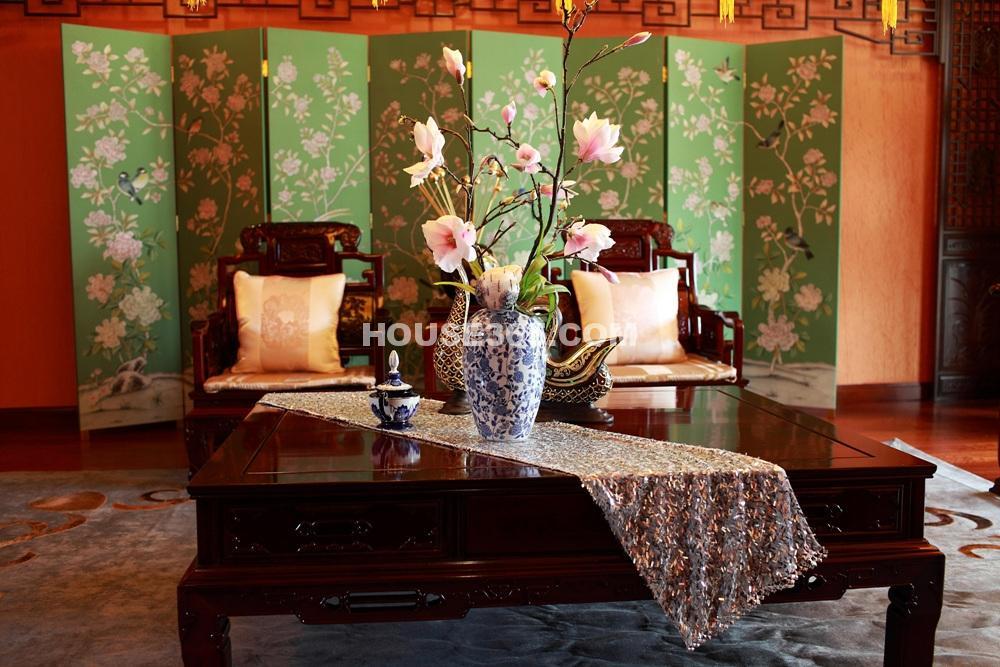 样板间客厅图片
