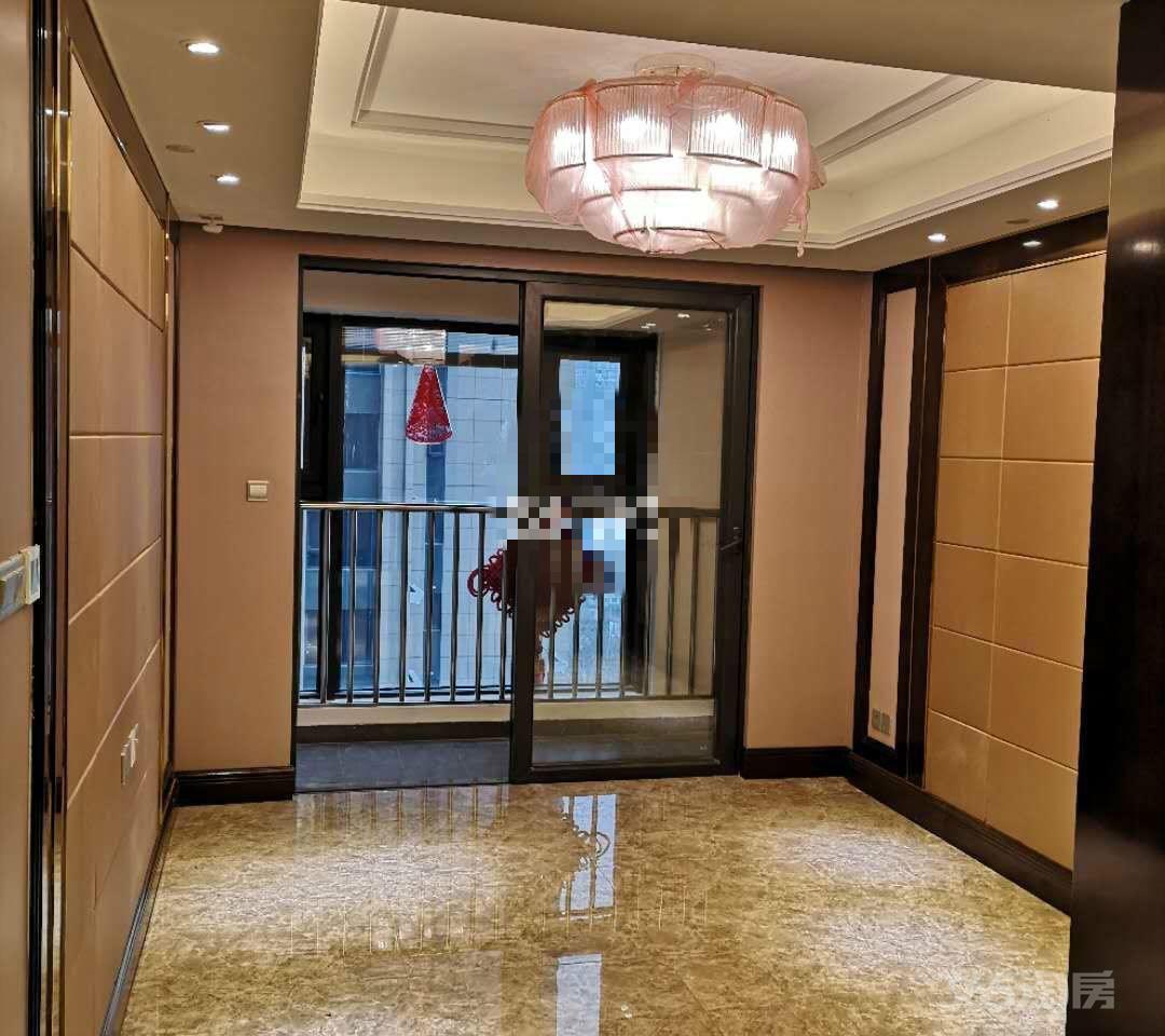 恒大滨江2室2厅1卫90平米整租豪华装