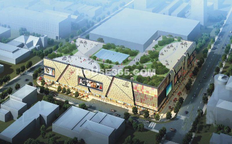 中街九龙港鸟瞰图