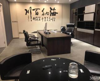 房东自有!苏宁睿城280平米豪华装大平层整租