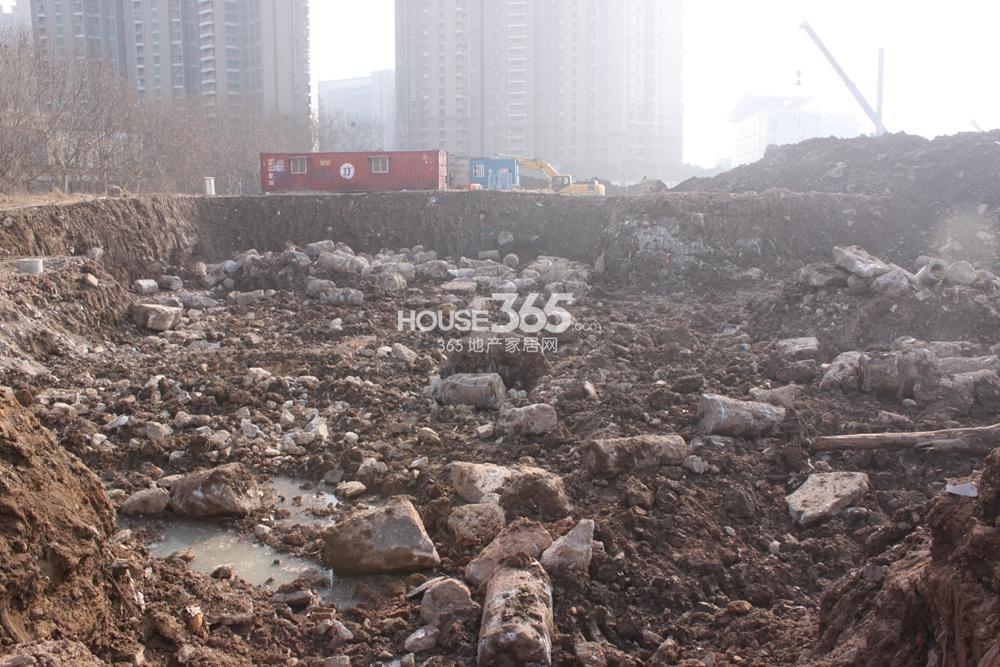 世茂外滩新城西侧或将建商业中心(2.20)