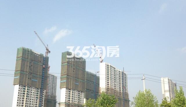 华润国际社区实景图(4.21)