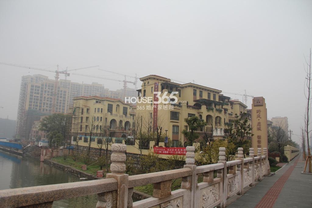 野风启城实景图