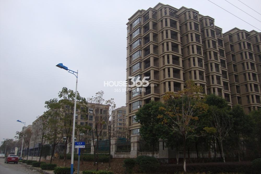 翠屏九溪诚园北面3000米中粮彩云居(1.10)