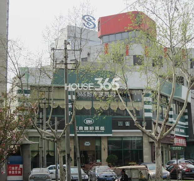 利兹瀚宫周边配套咖啡西餐馆(2013.3.25)