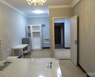 房东直租,朝南一室一厅带一个超大阳台,原户型厨房