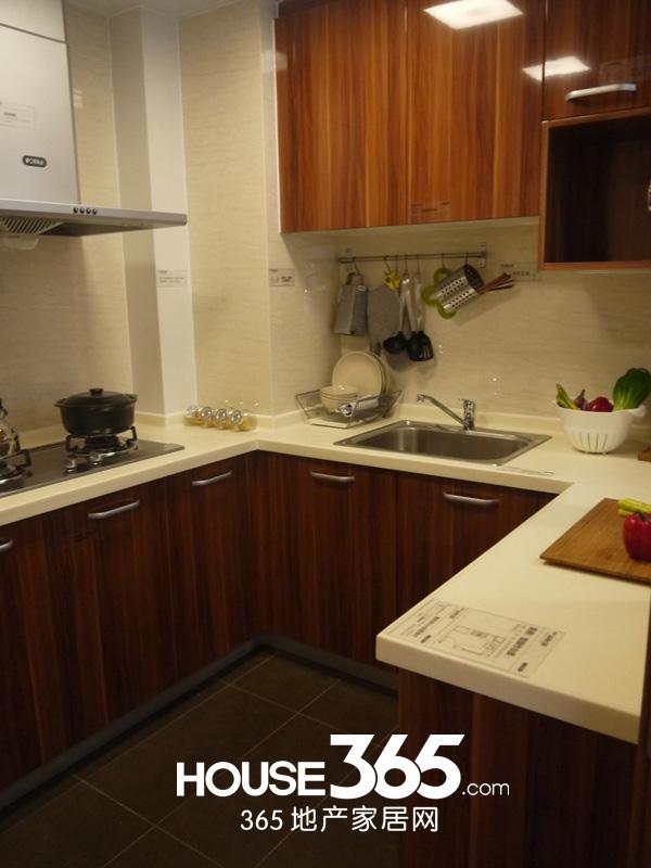 万科森林公园A2户型 厨房