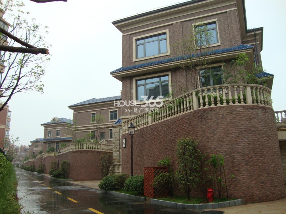 中豪天禄55号楼实景图(5.15)
