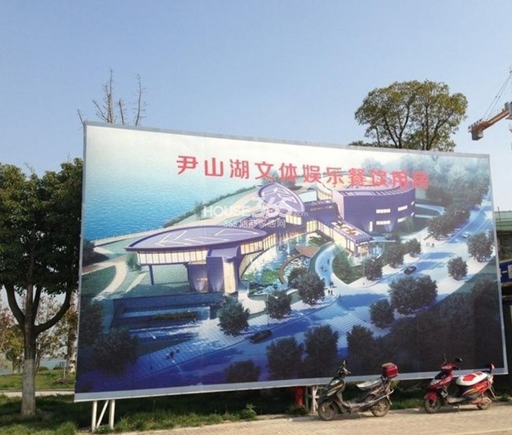 九龙仓碧堤半岛周边的项目广告(6.18)