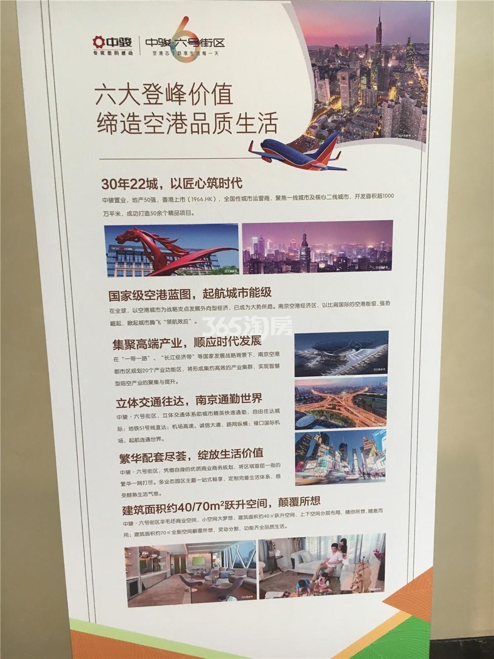 中骏六号街区禄口简介(1.16)