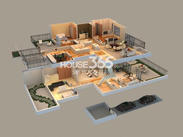 重庆新房 巴南区 远洋高尔夫国际社区 (住宅, 别墅