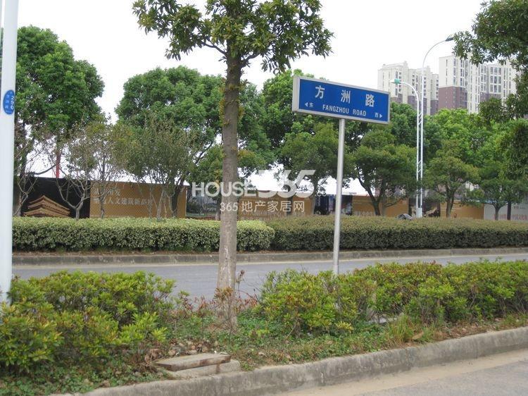 七里香都项目周边环境