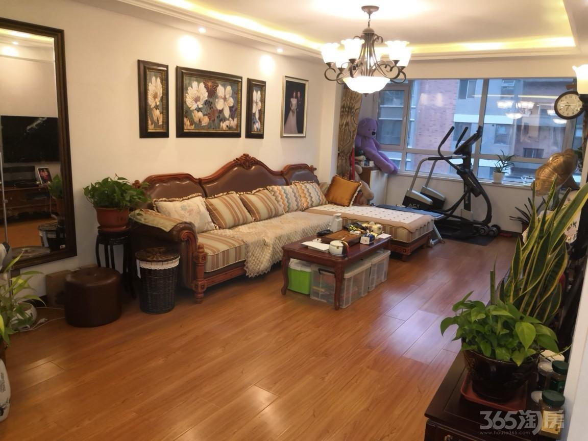 保利上林湾三期2室2厅1卫93平米2014年产权房豪华装