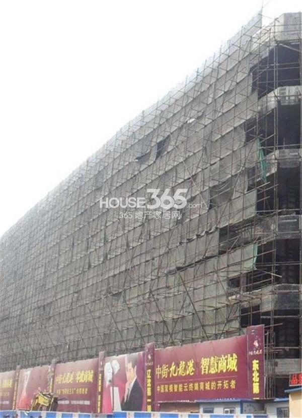 中街九龙港实景图