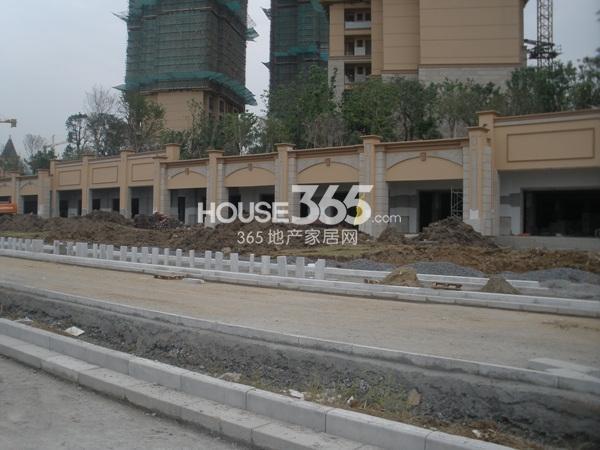 雅居乐滨江国际在建底商(9.25)