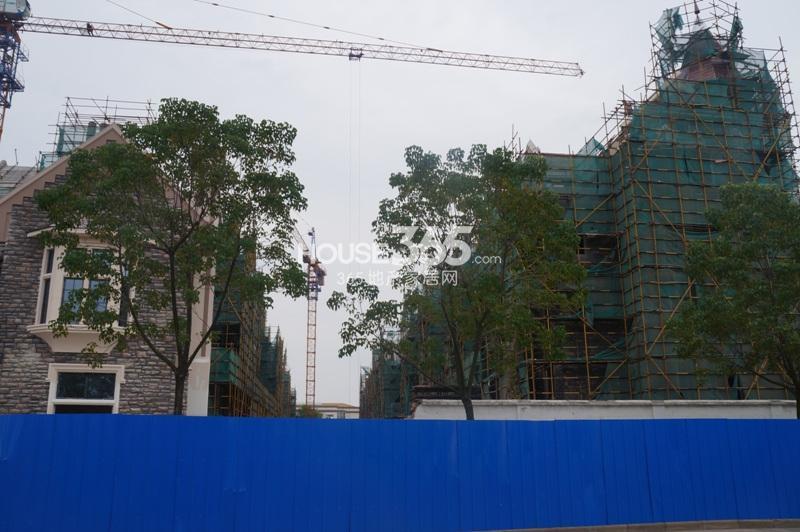 高湖道在建楼栋(10.17)
