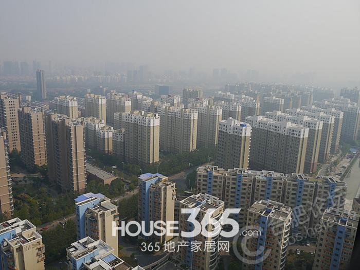 万科森林公园周边住宅小区(2013.10.30)