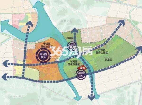 华强文化旅游城交通图
