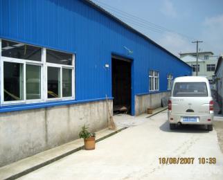 厂房出租3800平米,附近有周谷堆建材城长江大市场