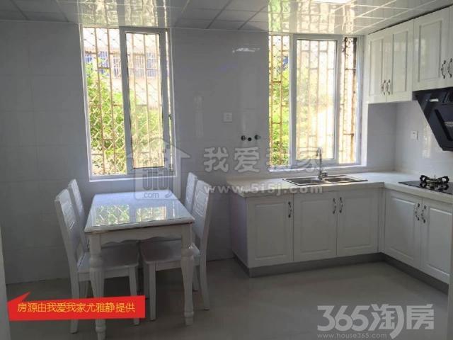 桐泾公园旁 一楼带40平大院子 两房朝南 自住装修 新上