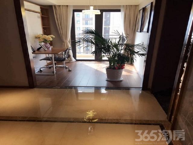 汉阳二环一线江景中国铁建国际花园豪华张秀带家电
