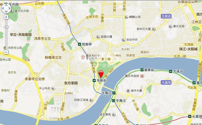 御龙天峰交通图