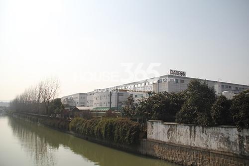 佳兆业竹园路地块实景图2014.1.16