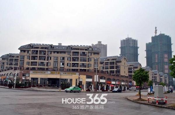 融科城周边禹洲天境(2014.1.24)