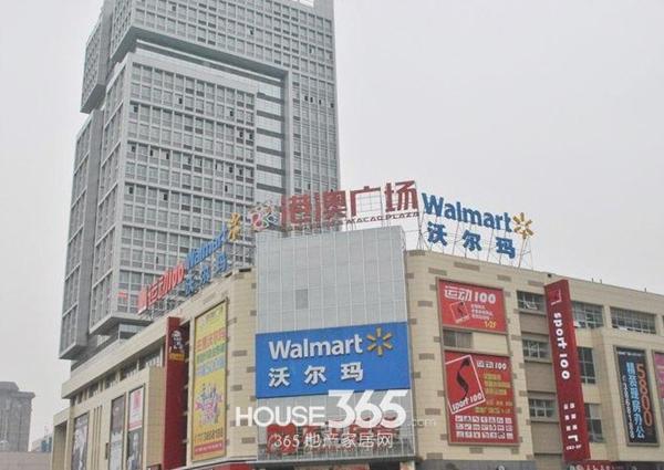 融科城周边港澳广场(2014.1.24)