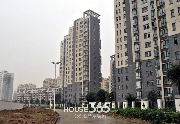 融科城周边小区(2014.1.24)