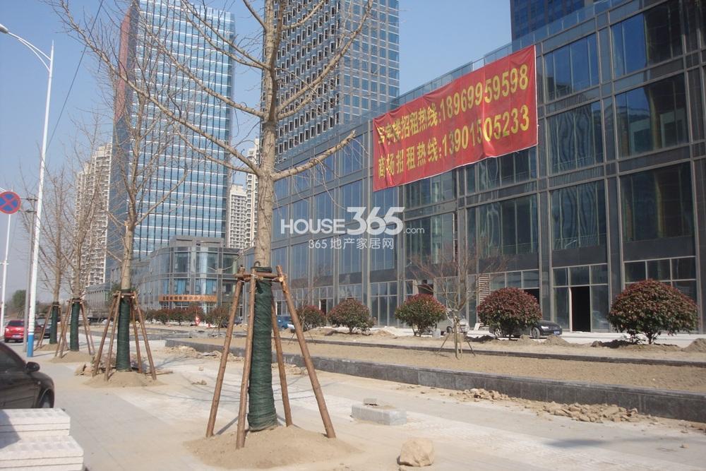 2014.1.21星耀城写字楼及商场招商广告