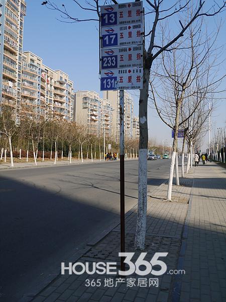 万科森林公园周边交通(2014.2.8)