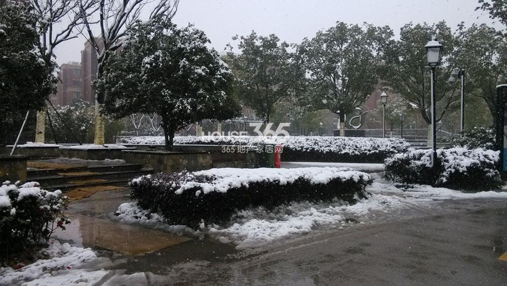 中豪天禄别墅雪景图(2.20)
