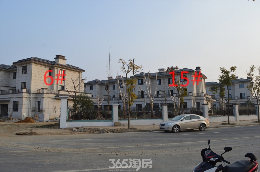 (绿城御府 一期联排别墅6#、15#  滁州365淘房 资讯中心)