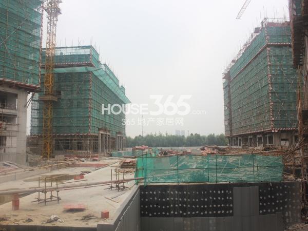 星榈湾实景图2014.7.14