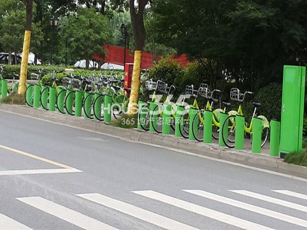 星榈湾周边配套自行车